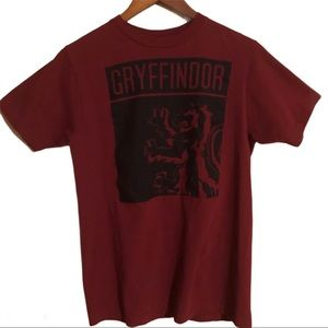 🔥Harry Potter Red Unisex Gryffindor House Tee